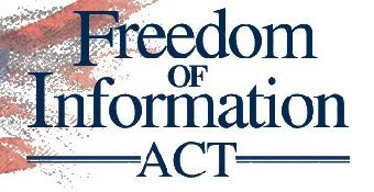 Freedom of Information Act graphic