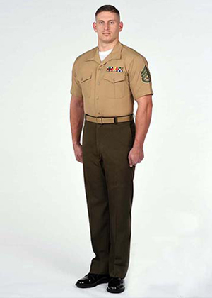 USMC Official photo example