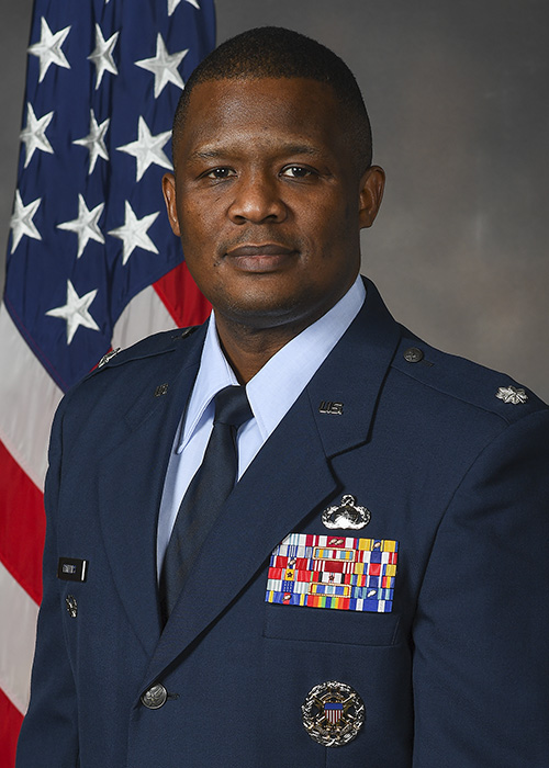 Lt. Col. Kenric Phillips - Director of Staff