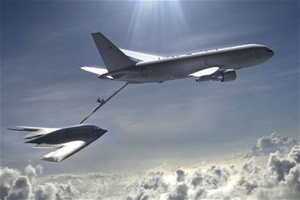 KC-46 Tanker illustration