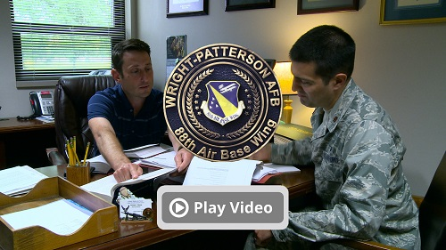 Link to 88th Air Base Wing mission video